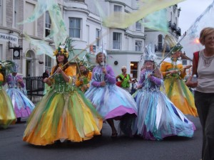 Ryde Main Carnival - Mother Earth Spring & Winter